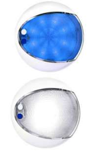 Hella Marine EuroLED Dual Color Touch White/Blue LED Lamp