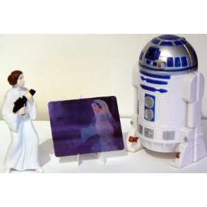 STAR WARS Trilogy ~ R2 D2 Playset   Taco Bell Everything