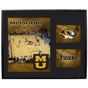 Missouri Tigers MIZZOU MU NCAA Basketball 11 X 14 Framed