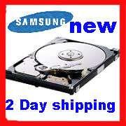 Samsung IDE160GB HM160HC PATA 2.5 Laptop Notebook Hard drive HDD