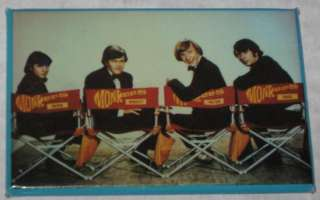 Monkees Directors Chairs Pocket Mirror