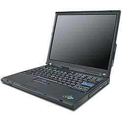 T60 Core Duo 1.83 GHz 120 GB Laptop (Refurbished)