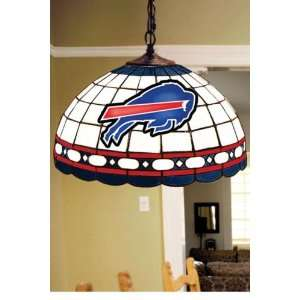 Team Logo Hanging Lamp 16hx16l Buffalo Bills Home