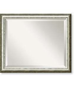SoHo Silver Medium Wall Mirror