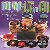 Various Artists   Doo Wop 45`s On CD Vol. 1
