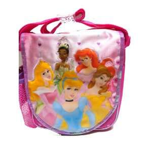Disney Princess Cinderella Lunch Tote Bag Lunchbox New