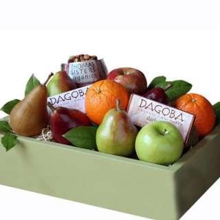 Organic Gourmet Gift Box Gift Baskets