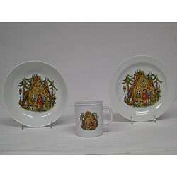 Childrens Gift Boxed Fairy Tale Dinnerware
