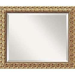 Florentine Gold Framed Mirror