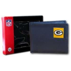 Green Bay Packers Bifold Wallet in a Window Box
