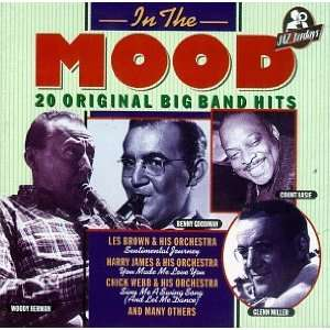 In the Mood 20 Original Big Band Hits Various Artists Music