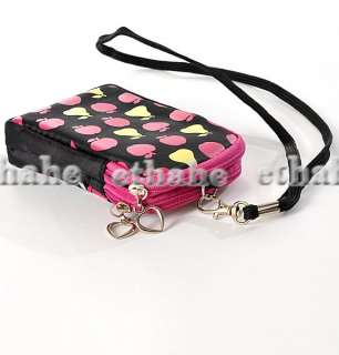Hello Kitty Wallet Coin Purse Cell Phone Pouch IEBH