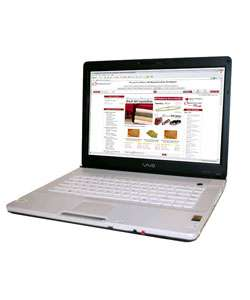 VGN FE790G Core 2 Duo Laptop Computer (Refurbished)