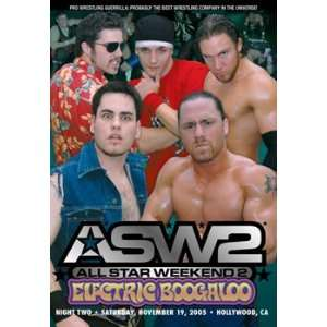 Pro Wrestling Guerrilla: PWG All Star Weekend 2 Electric