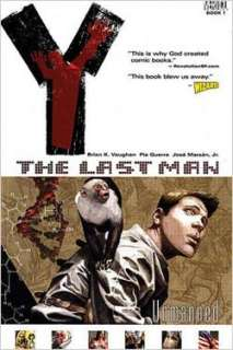 the Last Man Vol. 1 Unmanned (Paperback)