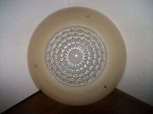 Beautiful Vintage Frosted Glass Ceiling Hanging Lamp Shade