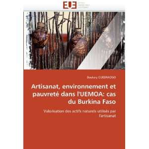 artisanat (French Edition) (9786131564437): Boukary OUEDRAOGO: Books
