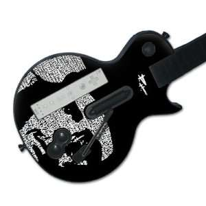 MS PHIL10027 Guitar Hero Les Paul  Wii  Phil Hansen  Che Skin