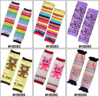 New Baby toddler Boy Girl Leggings Tights Warmers Socks