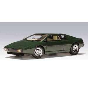 1979 Lotus Esprit Type 79 1/18 Green Toys & Games