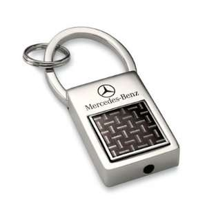 Mercedes Benz Pull Top Key Chain, Genuine MB Product