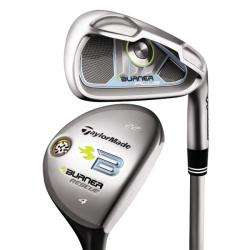 TaylorMade Womens Burner Plus Hybrid/ Iron Combo Set  Overstock