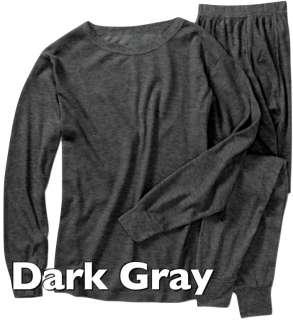 100% Cotton Mens Long Johns Thermal Set Thermo Top Long Sleeve Shirt