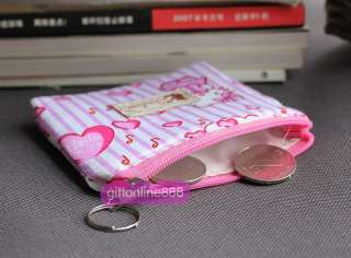 Hello kitty set coin pouch purse wallet bag KT P27