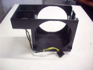 Dell PowerEdge 4400 CPU fan mount cage slot 3369R 0962R