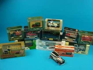LOT 15 Die Cast Metal Cars Trucks Semi Tractor Trailer Beer Matchbox