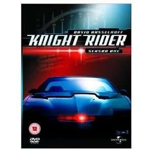 Knight Rider   Season 1 [REGION 2 IMPORT NON USA FORMAT] Movies & TV