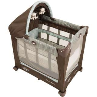 Graco   Travel Lite Portable Crib, Notting Hill ?