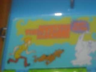 Scooby Doo Mystery Van Figures Gang Shaggy Velma Daphne Fred w/ Bonus