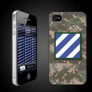 Military Divisions iPhone Case Designs 3rd Infantry Division
