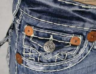 True Religion Jeans mens RICKY Super T Med Drifter 24859NBT2