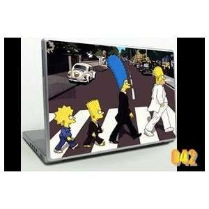 SIMPSONS LAPTOP SKINS PROTECTIVE ART DECAL STICKER