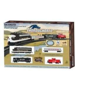 Bachmann 00691 HO Thoroughbred Train Set Toys & Games