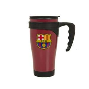 Barcelona FC OFFICIAL Travel Plastic Mug Cup   GIFTS
