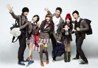 Dream High ~ Korean Drama DVD with English Subtitles