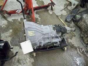 FORD MUSTANG 3.8L AUTOMATIC TRANSMISSION 99 00 4R70W