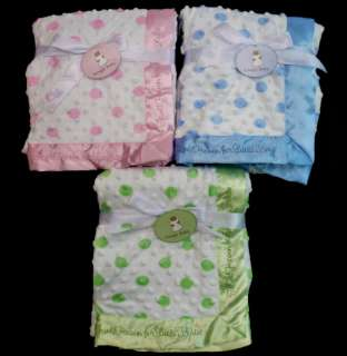 SNUGLY BABY SOFT BOYS/GIRLS SWIRL BLANKET NWT