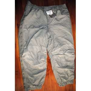 BRAND NEW US ARMY ISSUE   GEN III L7 EXTREME COLD WEATHER TROUSERS   X