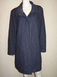 GUESS Womens Gray Winter Wool Dress Jacket Coat Size 3X