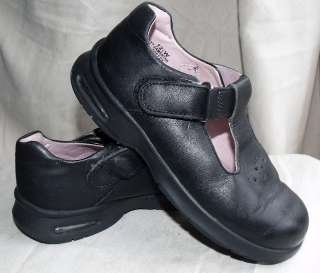 Stride Rite Black Mary Jane Shoes Black   Size 12.5 Wide