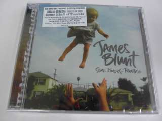 JAMES BLUNT   Some Kind Of Trouble CD $2.99 Ship