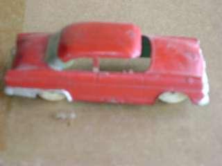 Vintage F&F Mold & Dyeworks Inc, Ford Tudor Toy Car