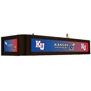 University of Kansas Jayhawks Executive Backlit Billiard