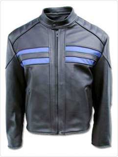 Leather Racing Jacket Motorcycle Apparel Bikers Riding Jackets