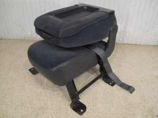 CHEVY SILVERADO SIERREA TAHOE SUBURBAN CENTER CONSOLE JUMP SEAT