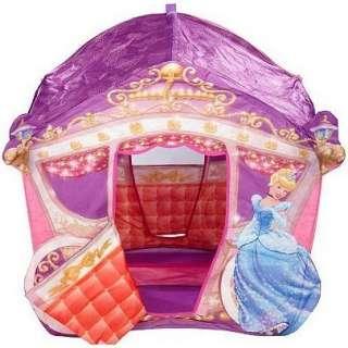 Disney Cinderellas Carriage Playhut Play Tent Castle NEW
